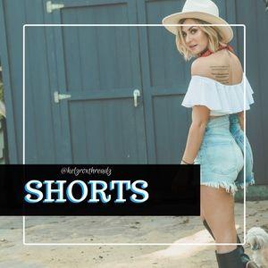 Pants - SHORTS Available @KelzRoxThreadz #KRTKloset